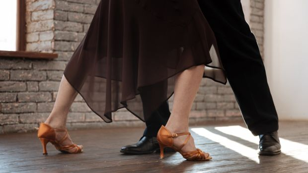 If you have been watching your favourite celebrities tone up on 'Dancing with the Stars', you will already know the benefits from learning ballroom dancing