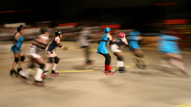 Roller derby is a fantastic way to increase your fitness and of course is great fun if you like skating