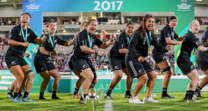 New Zealand will become the first women's team to receive fully-paid contracts. Photo: Inpho