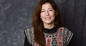 "Catherine Keener:  ""I did not know about Harvey Weinstein at all. And I worked for him."" Photograph: Henny Garfunkel/The New York Times"