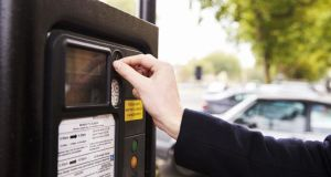 A man has been jailed for  stealing a van with two young children in the back while it's owner put money in a parking meter. Image: iStock.