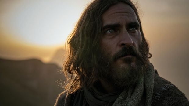 Inspired casting: Joaquin Phoenix in Mary Magdalene