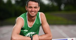"400 metres hurdles Thomas Barr of Ferrybank AC, Co Waterford: ""I think a TUE is step too far unless it's absolutely required."" Photograph:  Sportsfile"