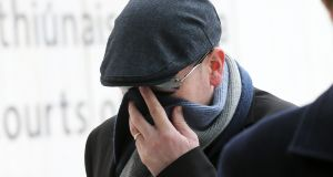 The court heard David Byrne (42) of Sunnyhill, Castlemartin Lodge, Kilcullen, Co Kildare, suffered from a condition which causes difficulty seeing in low light and he had been advised not to drive. Photograph:  Collins Courts.
