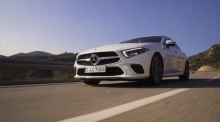 Our Test Drive: the Mercedes-Benz CLS 350d