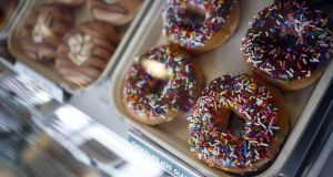 All 16 varieties of Krispy Kreme's doughnuts will be available in the US company's first Irish outlet, which is due to open in the autumn at a site adjacent to the Blanchardstown Shopping Centre.