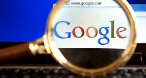Google removed more than 3.2 billion ads last year, an average rate of 100 per second. Photograph: iStock