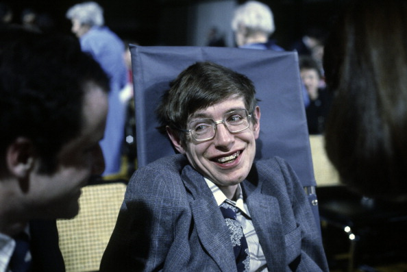 MND is the '1,000-day disease'  How did Stephen Hawking