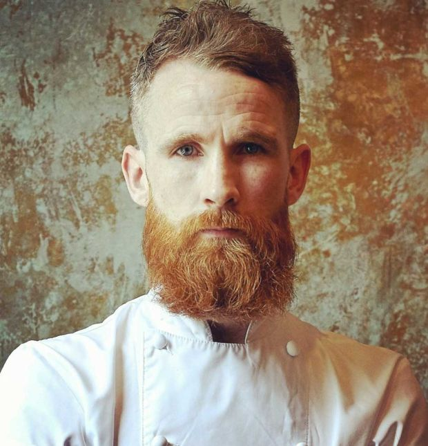 Kevin Burke trained at Dublin's Restaurant Patrick Guilbaud before moving to London. He is head chef at The Ninth. A collaboration between him and fellow Murphia member, Picture's Colin Kelly, is coming soon