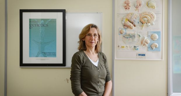 Prof Orla Hardiman Neurologist and campaigner on Motor Neurone disease. File photograph: Alan Betson