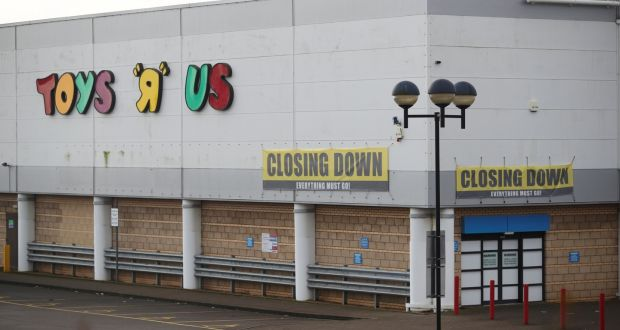 Toys R Us To Close All Uk Stores After Failing To Find Buyer