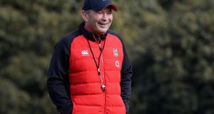 England head coach  Eddie Jones has apologised for comments he made during a talk on leadership last July. Photograph:  David Rogers/Getty Images