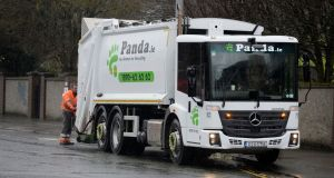 Panda is unlikely to be acting alone and other waste companies are probably going to pass on increased costs to their customers in the coming weeks. Photograph: Alan Betson/The Irish Times