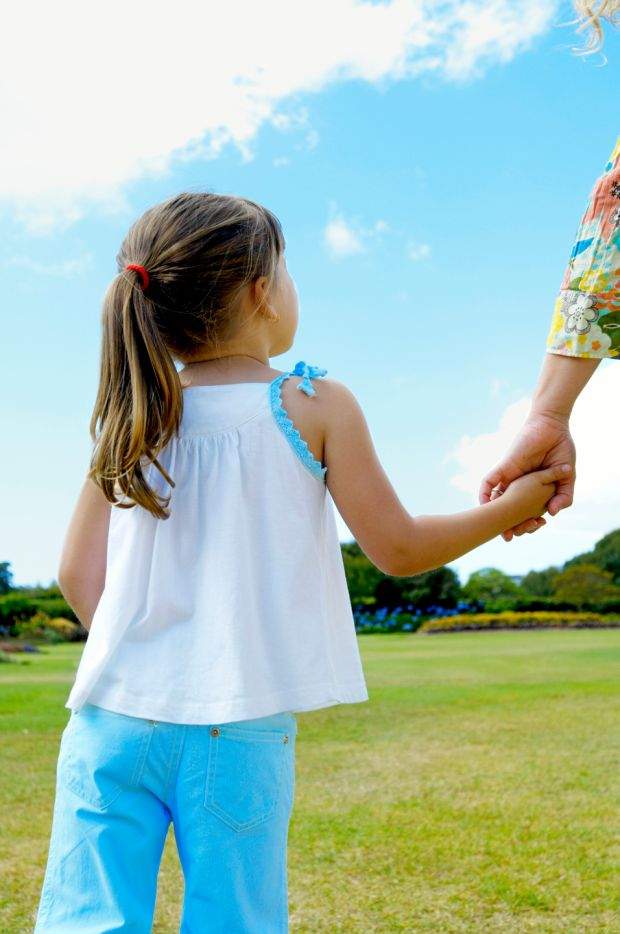 'We know the parent-child relationship is the biggest factor in facilitating positive emotional development in children,' says Fergus Finlay of Barnardos. Photograph: Kane Skennar/Getty