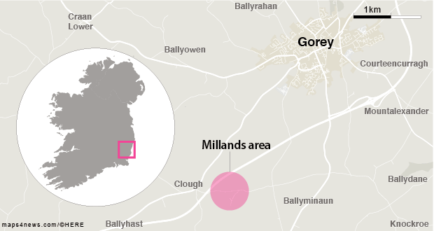 Gardai Foil Murder Attempt On Hutch Family Member In Gorey