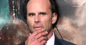 "Walton Goggins: ""My dialect coach said: You don't have the looks, so you're going to need to work harder than everybody else."" Photograph: Frazer Harrison/Getty"