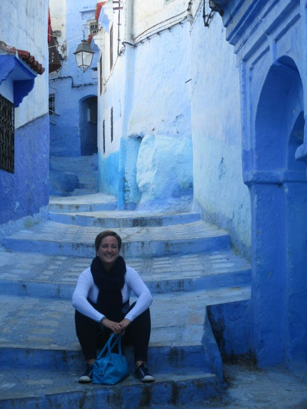 Michelle Walshe's friends in Morocco found it hard to understand why she would leave her home in Ireland