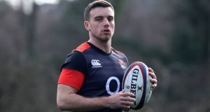 George Ford has been dropped for the visit of Ireland. Photograph: David Rogers/Getty