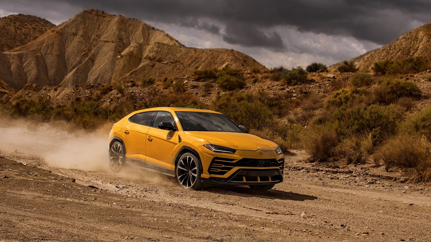 Lamborghini S Suv Is A Sell Out Weeks After It Is Unveiled