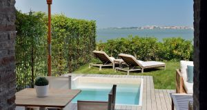 Soak up the sun on JW Marriott Venice Resort & Spa's newly  launched JW Retreat packages on Isola Delle Rose in Italy