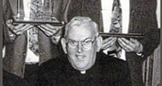 Father Malachy Finnegan: when he was at Stroud treatment centre for sex offenders he  was parish priest at Clonduff/Hilltown near Newry and president of the local GAA club, where he looked after the juvenile football teams