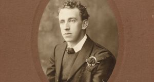 "Thomas MacDonagh: fell foul of local politics in Kilkenny and was accused by the local newspaper of being a propagator of ""West British games"" and a ""minor poet"". Photograph: National Library of Ireland"