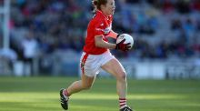 Rena Buckley: will continue playing with Cork's camogie team only.