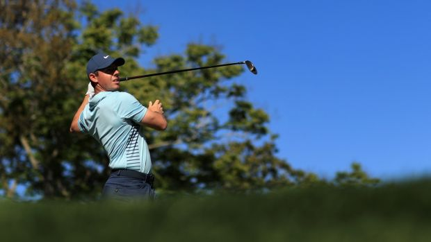 Casey wins Valspar as Woods finishes one stroke behind