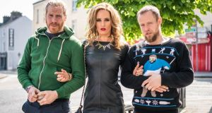The Hardy Bucks: We haven't seen Eddie, Buzz, French toast and The Boo since 2015
