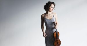 RTÉ NSO: the wonderful Alina Pogostkina is soloist in Khachaturian's 1940 Violin Concerto