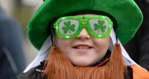 St Patrick's Day in pictures