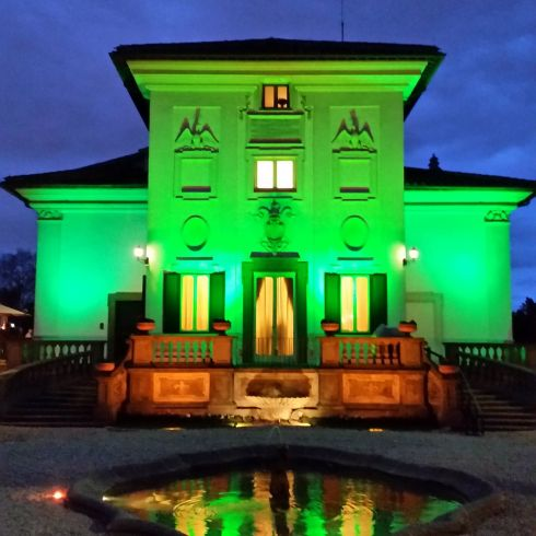 The Irish Embassy in Rome. Photograph: Tourism Ireland