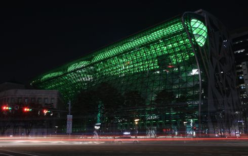 City Hall in Seoul, South Korea. Photograph: Tourism Ireland