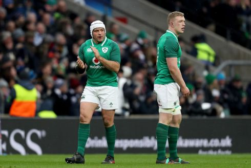 <b>2. Rory Best 7</b> Two Grand Slams, four Six Nations, beat the All Blacks, beat the Springboks in South Africa – the most decorated Ireland captain ever should be allowed condition his 35-year-old body to last 19 more months. New national contract imminent. Photograph: Inpho