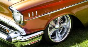 They are talking American about American cars. They speak of fuel injection, chopping, manifolds, injectors, torque, blowers and turbos. Photograph: iStock