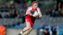 Derry's Conor McAtamney was the key man in their win over Wexford. Photo: Donall Farmer/Inpho