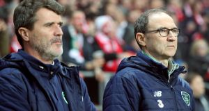 Martin O'Neill has finalised his squad for the international friendly with Turkey. Photo: Niall Carson/PA Wire
