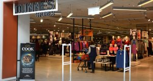 Less than three years ago Dunnes had five stores in Scotland and six in northern England.