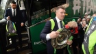 Grand Slam winners home to hero's welcome in Dublin