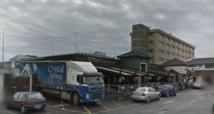 A man died after an altercation at the Shannon Knights Night Club. Photograph: Google Street.
