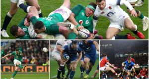 There were more than a few standout moments from this year's Six Nations. Photo: Inpho