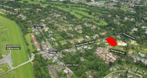 Site at Westminster Road, Foxrock, D18