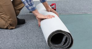 When the carpet fitters lifted the old carpet them made a surprise discovery. Photograph: iStock.