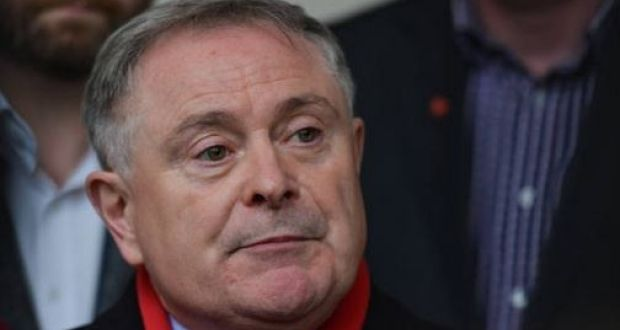 Dup unconcerned at renewed uk pledge to backstop labour leader brendan howlin he said the deal on the transition period provided no clarity fandeluxe Image collections