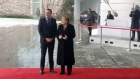 Leo Varadkar visits Angela Merkel in his first visit to Berlin as Taoiseach