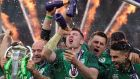 Over 1 million people watched Ireland's Grand Slam win