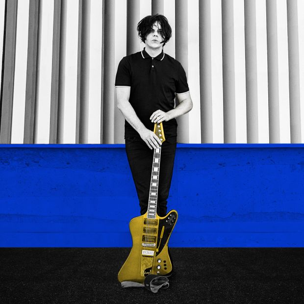 Jack White: despite his experimental tinkering, White's riffs on Boarding House Reach are still big enough to burst dams. Photograph: David James Swanson