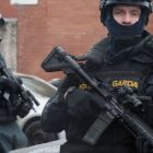 The Garda Síochána said the exercise is to examine the response to a simulated major armed incident. File photograph: The Irish Times