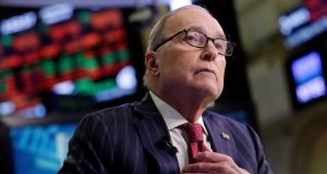 Donald Trump's selection of Larry Kudlow to head the National Economic Council confirms that the tax-cut zombie is undead and well.