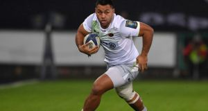 Saracens' Billy Vunipola could miss their Champions Cup quarter-final clash with Leinster. Photo: Getty Images